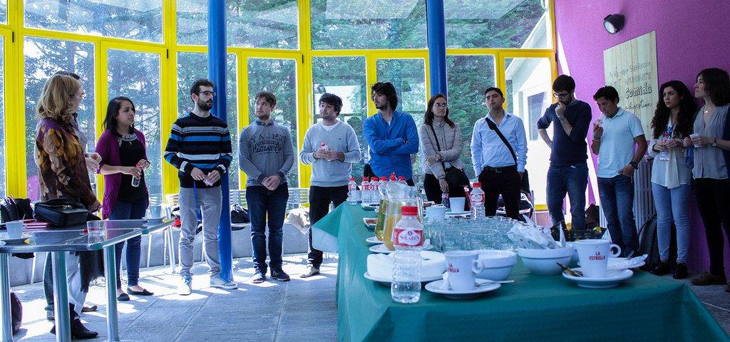 - II Workshop en Emprendimiento para Investigadores (Santander)